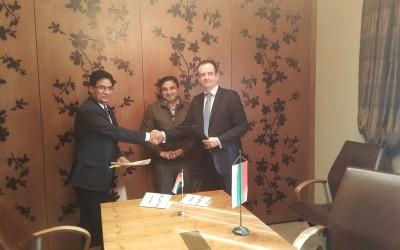 A Memorandum of understanding was signed between IBBC and ASSOCHAM