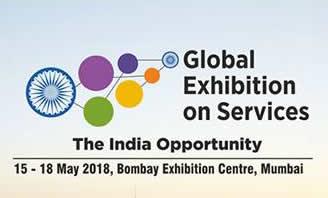"""Възможност за финансиране от индийска страна на българско бизнес участие в Международното изложение в сферата на услугите """"Global Exhibition on Services"""", 16-18 май 2018 г., гр. Мумбай, Индия."""